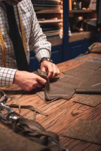 custom tailored clothing